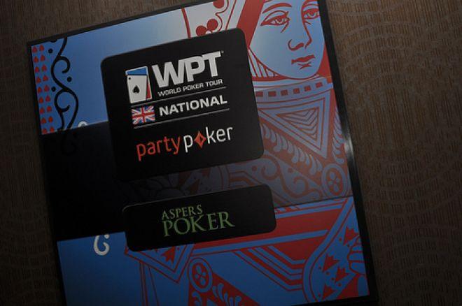 partypoker WPT National Milton Keynes