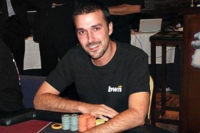 """Jordi Martínez """"Alekhine"""", campeón del CEP 2013"""
