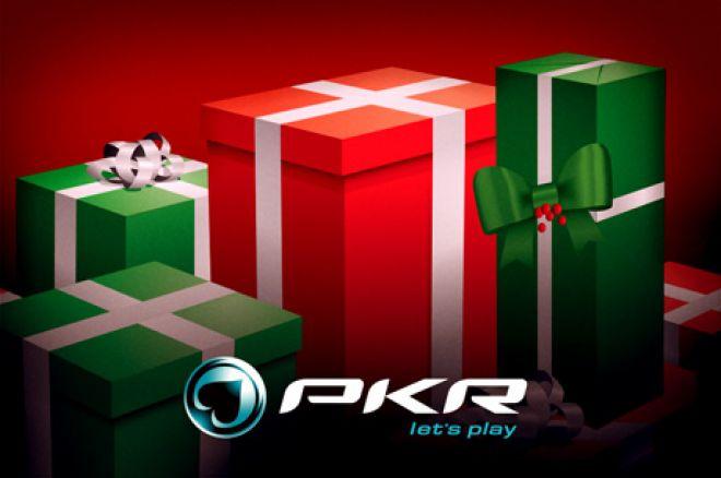 Beliko dvi dienos dovanų atsiėmimui iš PKR pokerio kambario 0001