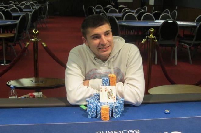 Marko Pantelić je Pobednik ME Zimskog Poker Festivala u Grand Casinu 0001