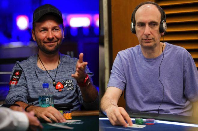 Daniel Negreanu & Erik Seidel
