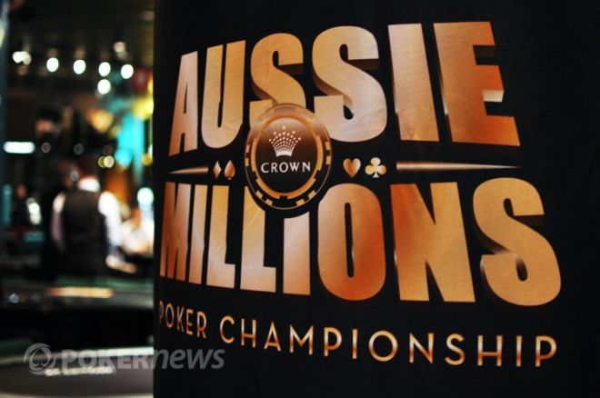 Director of Poker at Crown Melbourne Jim Preston Discusses 2014 Aussie Millions 0001
