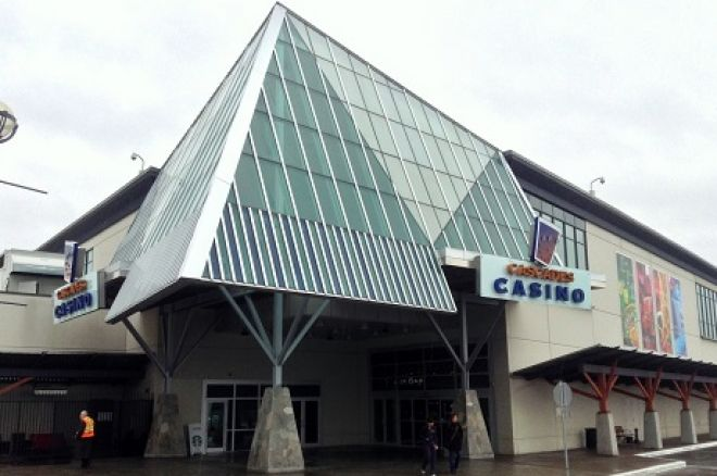 Cascades Casino Poker