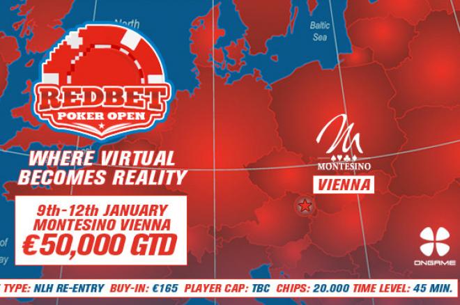 Redbet Poker Open Wiedeń Dzień 1A: 13 Polaków awansuje do Dnia 2! 0001
