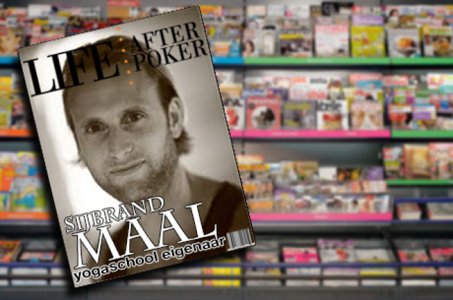 Life after Poker – yogadocent Sijbrand Maal
