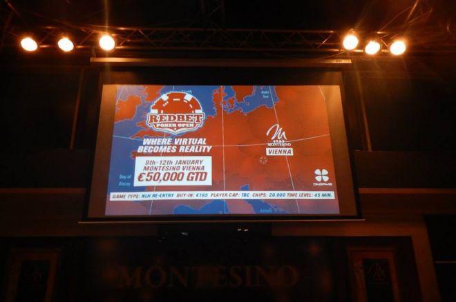 Redbet Poker Open Wiedeń Dzień 1B: 35 Polaków w Dniu 2! 0001