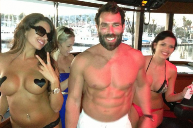 Dan Bilzerian a jeho $5,000,000 buy-in cash game 0001