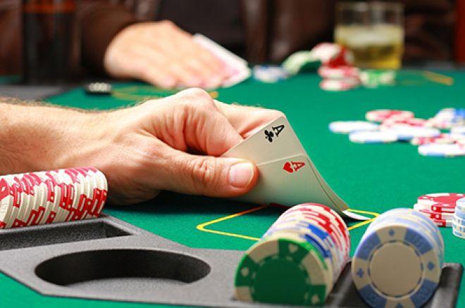 покер первая карта