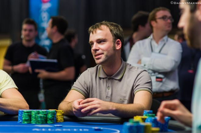 PCA pagrindinis turnyras: likus 20 žaidėjų pirmauja Estijos atstovas 0001