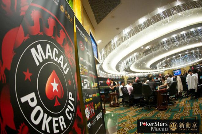 Macau Poker Cup 20 Opens to Record Numbers; Bobby Zhang Wins Baby Dragon 0001