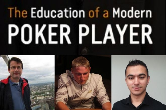 Authors Discuss the Education of a Modern Poker Player in New Book 0001