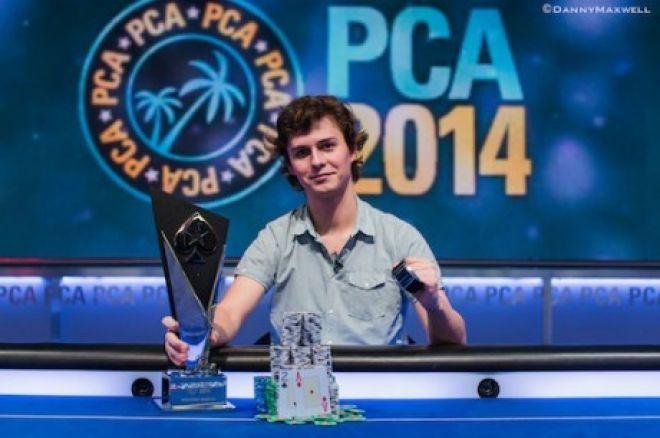 Dominik Pańka pokonuje Mike McDonald'a i wygrywa 2014 PokerStars Caribbean Adventure Main... 0001