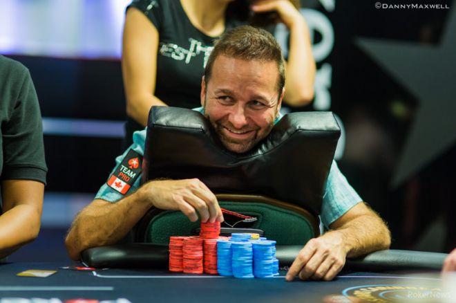 Poker daniel negreanu instagram hustlers casino poker