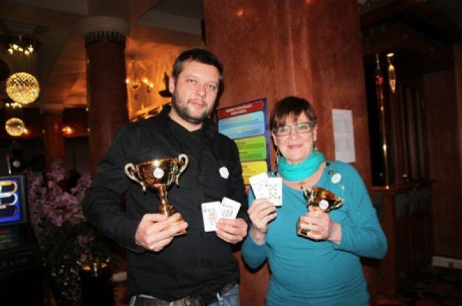 Martin von Zweigbergk & Marianna Bastamow