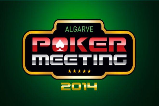 Calendário da Semana 4 do Algarve Poker Meeting 0001