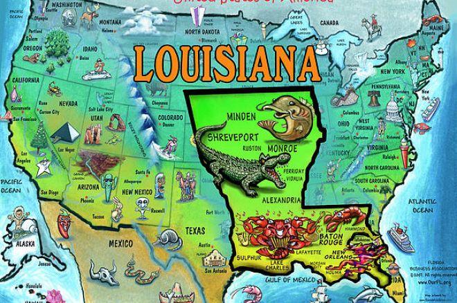Louisiana Legislature May Examine iGaming Regulation 0001