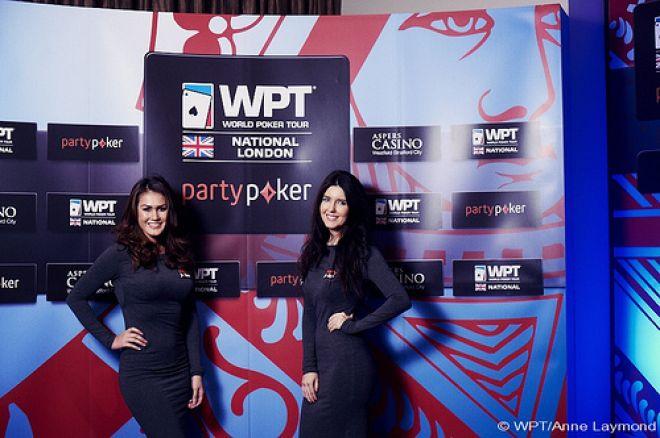 partypoker WPT National UK London