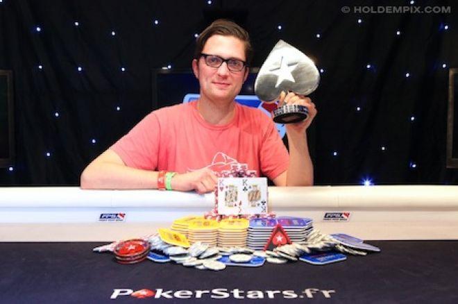 Niels Van Leeuwen, FPS Main Event champion