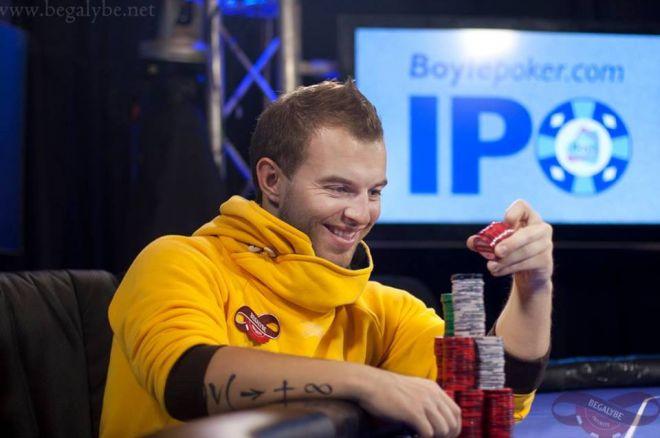 Vytautas Milbutas: Subrendau, nebenoriu būti geriausiu pokerio žaidėju 0001