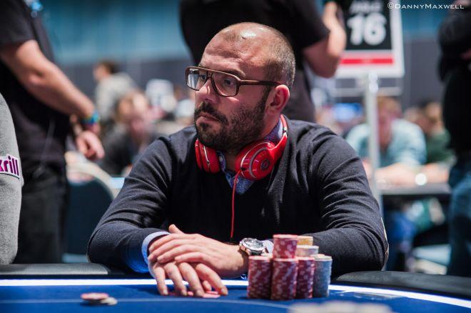 Sotirios Koutoupas Lidera com 16 em Prova no Main Event PokerStars.fr European Poker Tour... 0001