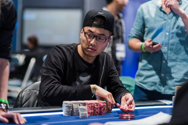 Chun Ho Law: Starts Day 5 second in chips