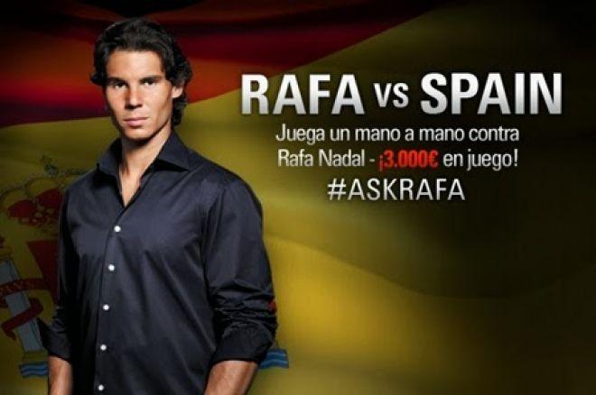 Rafa vs Spain