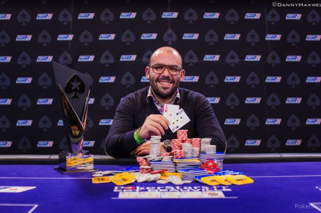 PokerStars.fr EPT Deauville Main Event: Eugene Katchalov Misses Triple Crown, Sotirios Koutoupas First Greek EPT Winner (€614,00