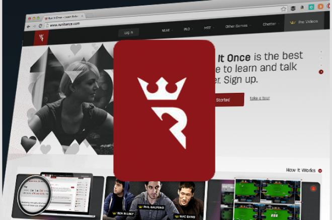 """Tarp """"Run it Once"""" pokerio mokyklos mokytojų - lietuvis 0001"""