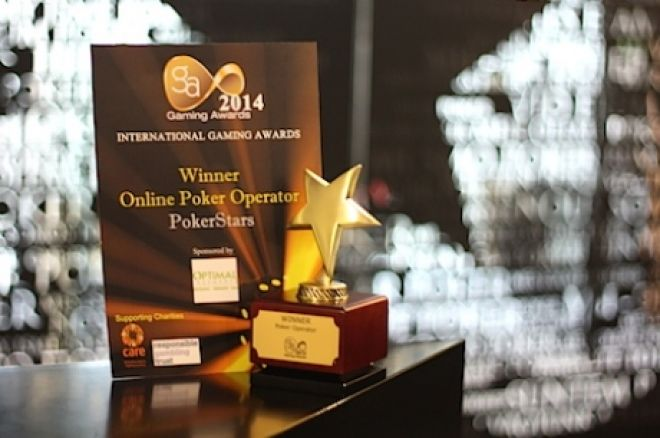PokerStars е онлайн покер оператор на 2014