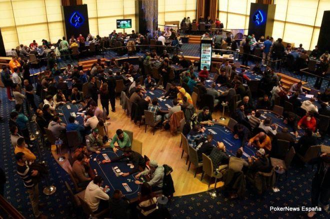 Estrellas Póker Tour de Madrid día 1A: Traut Heinz lidera a los 83 supervivientes 0001