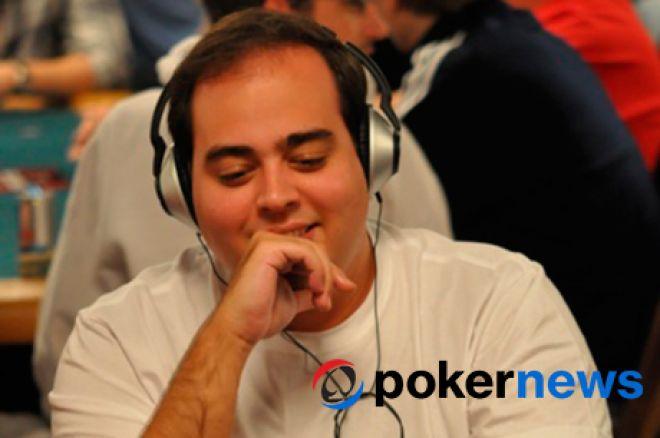 Brigadatada, Skyboy, Leguito e Eman no dia 2 do Estrellas Poker Tour Madrid 0001