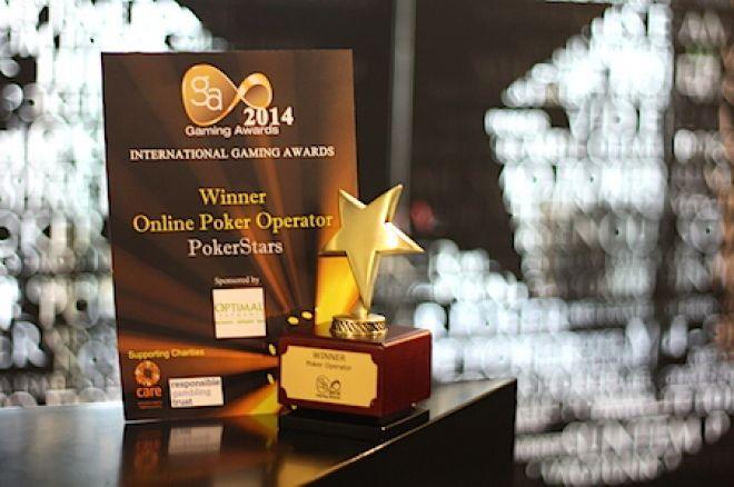 International Gaming Awards: Nejlepší hernou roku se opět stala PokerStars 0001