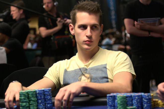 Mike McDonald nabízí k prodeji procenta z výhry turnaje 2014 Aussie Millions 0001
