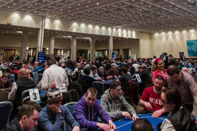 Action from the 2014 BoylePoker IPO Galway Main Event