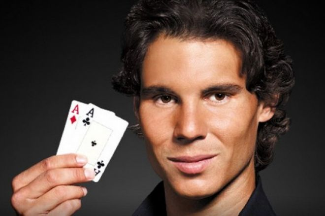VIDEO: Rafael Nadal hraje poker na PokerStars 0001