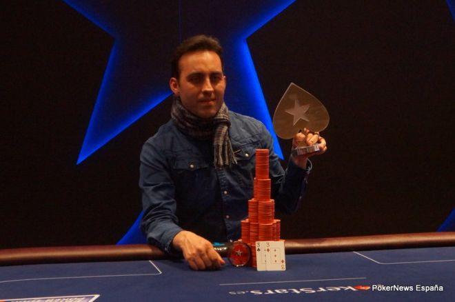 Estrellas Póker Tour de Madrid día 4: Víctor Antoranz se corona 0001