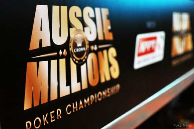 The Most Influential Hands of the 2014 Aussie Millions 0001