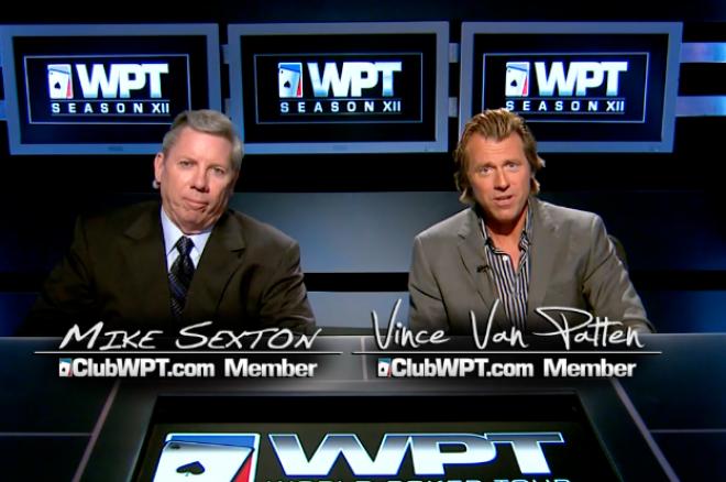 Mike Sexton & Vince Van Patten