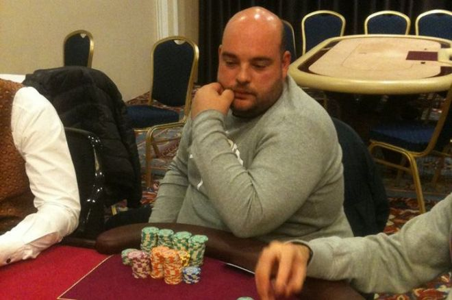 Princess Poker Tournament Day 1a: Chipleader ο Κοτσάνπαπας 0001