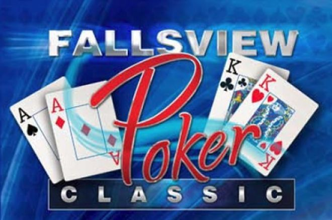 Fallsview Casino Poker Tournaments