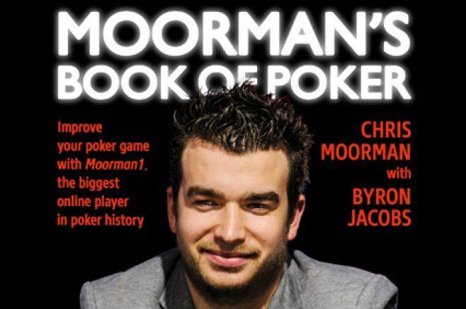 Pokerio guru Chrisas Moormanas pristato strateginę pokerio knygą 0001