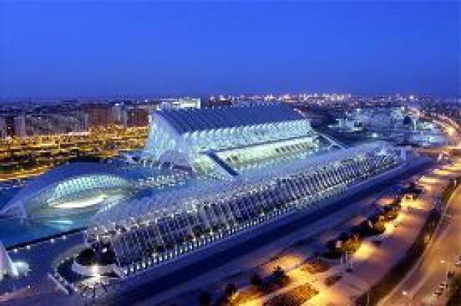 En marcha los satélites para el Estrellas Póker Tour de Valencia 0001