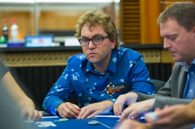 Neil Channing of Black Belt Poker