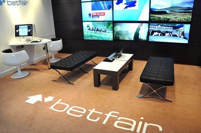 Betfair лиценз в България