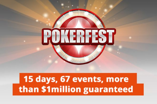 partypoker Launches PokerFest: 67 Events for Over $1,000,000! 0001