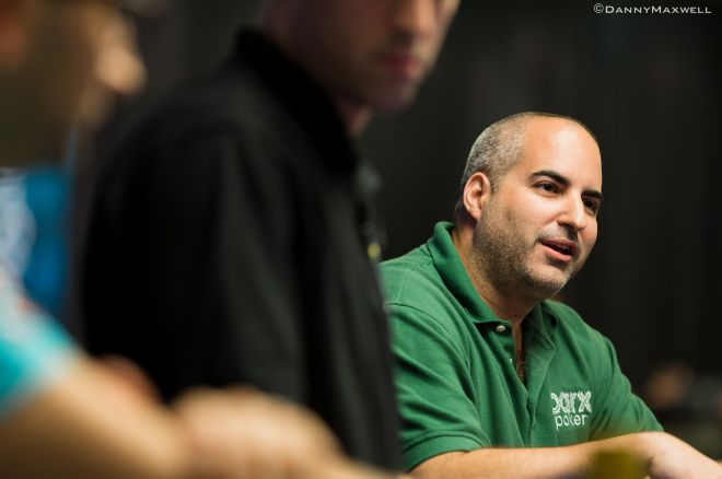 Matt Glantz Discusses Growth Of Parx Poker Room A Pending Online Poker Deal And More Pokernews