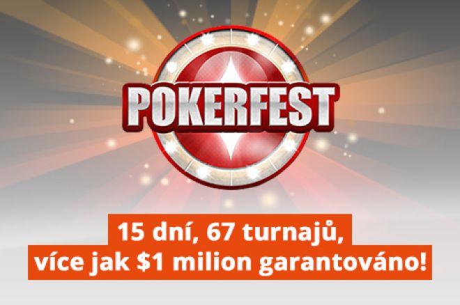 Partypoker spouští PokerFest: 67 turnajů a více než $1,000,000! 0001