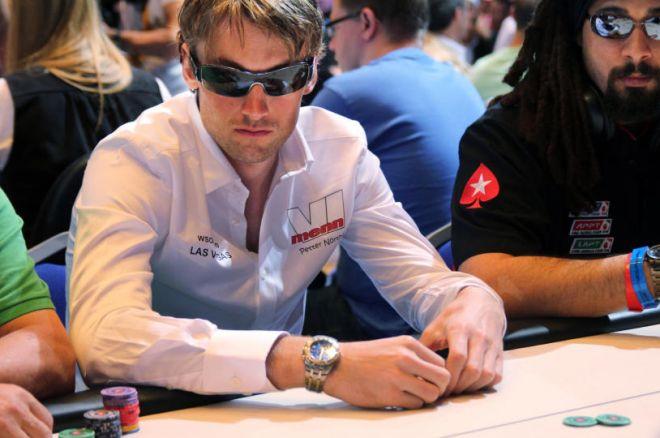 Olimpinis čempionas sužibėjo prie PokerStars stalų 0001