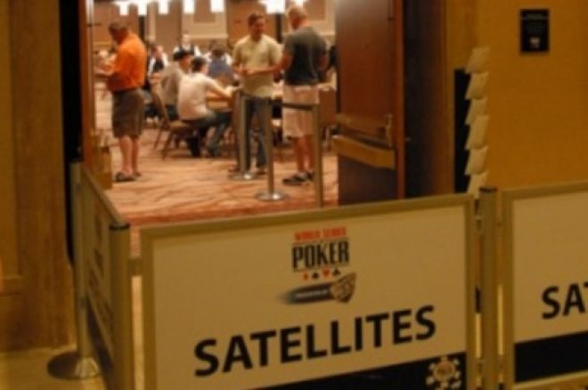 PokerNews škola pokeru: Kvalifikační turnaje 0001