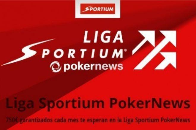Comienza el segundo mes de competición de la Liga Sportium PokerNews 0001